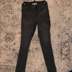 Gap Jeans Skinny High Rise